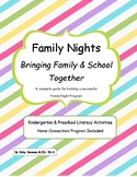 Family Nights: Bringing Family & School Together--A Comple