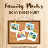 Family Photo Scavenger Hunt