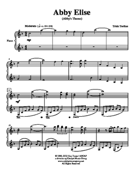 Family Portrait - Six Musical Sketches (Piano)