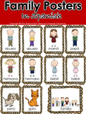 Family Posters In Spanish