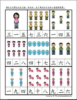 Family Pre-K/Kindergarten Pack (Simplified Chinese)