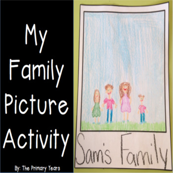 Family Picture Activity
