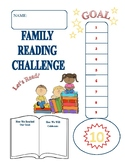 Family Reading Challenge