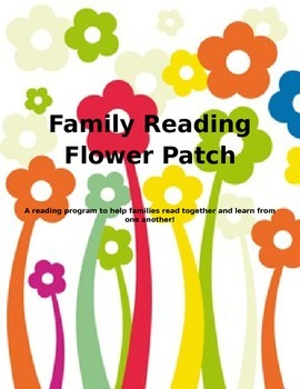 Family Reading Flower Patch Kit