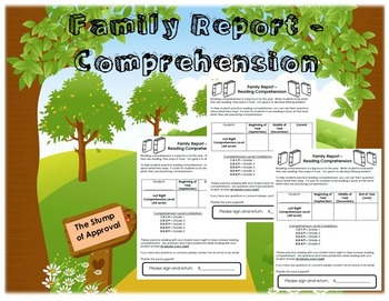 Family Report - Comprehension