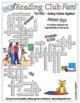 Family Responsibilities Crossword Puzzle