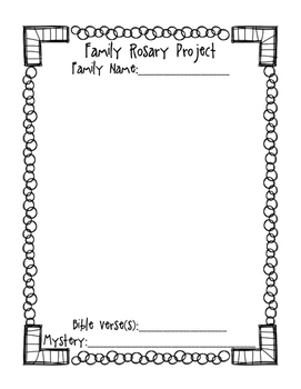 Family Rosary Project
