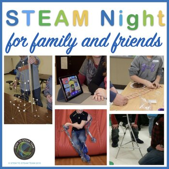 Family STEM  Night All Inclusive Package!