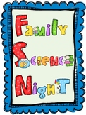 Family Science Night Packet (Full Download)