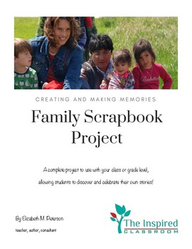 Family Scrapbook Project