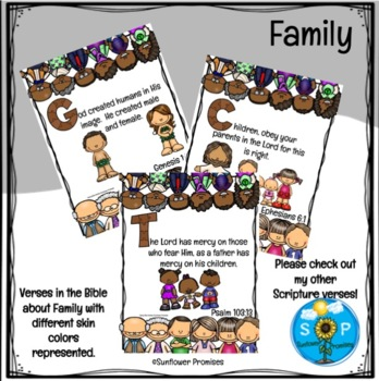 Family Scripture Pack