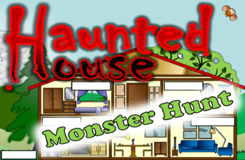 Family Search & Monster Hunt (Haunted House)