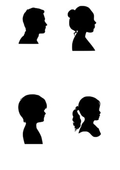Family Silhouette PNG