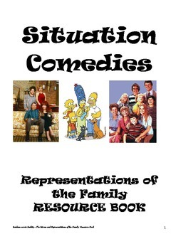 Family Sitcoms Resource Book