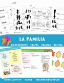 Family Spanish Bundle- La familia