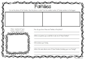 Family Structures Activity | Assessment