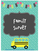 Family Survey for Opening of Schools