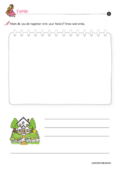 Family Theme Activities *Printables*