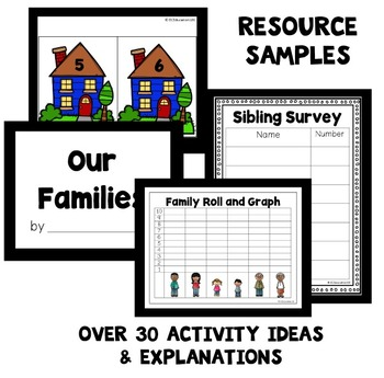 Family Theme Home Preschool Lesson Plans