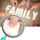Family Theme Photos / Photographs Clip Art Set Commercial Use