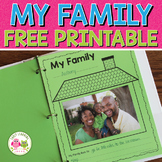 Family Theme Printable Freebie