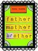 Family Theme for Elementary ELL