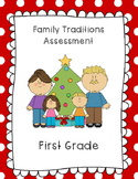 Family Traditions Assessment