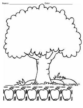 Family Tree Cut And Paste By Love Laughter And Teaching Tpt