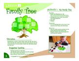 Family Tree Lesson Plan