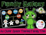 Family Tree: Space Themed