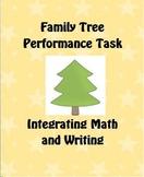 Family Tree Performance Task