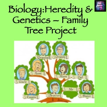 Heredity and Genetics: Family Tree Project