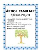 Family Tree Project- Arbol Familiar