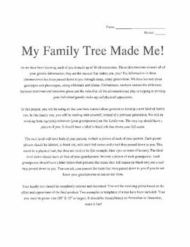 my family essay for kindergarten