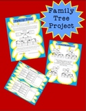 Family Tree Project Packet
