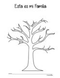 Family Tree Spanish