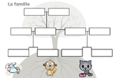 Family Tree Template Worksheets Teaching Resources Tpt