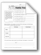 Family Tree (Thinking Skills)
