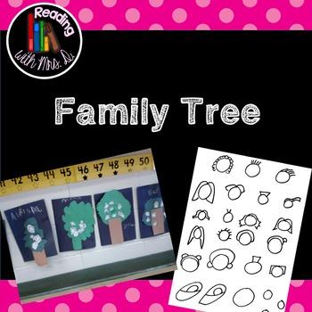Family Tree faces templates