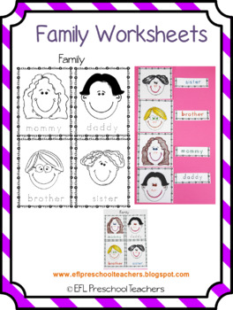Family Unit for Preschool ELL