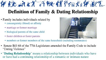 Family Violence Laws Notes for Law Enforcement I