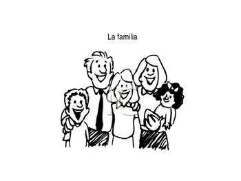 Family Vocab