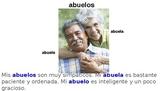 Family Vocab TPRS