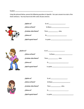 Family Vocabulary Questions