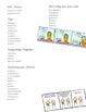 Family Vocabulary Unit Bundle (Spanish 2: Realidades)