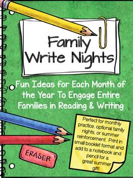 Family Write Nights