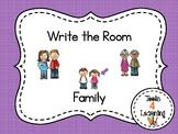 Family {Write the Room}