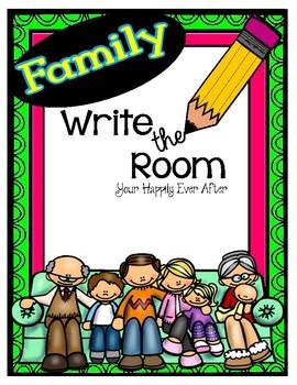Family Write the Room