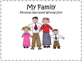 Family Writing Unit Personal Narrative