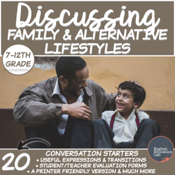 Family and Alternative Lifestyle